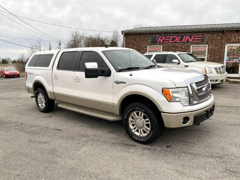 2010 Ford F-150 for sale at Redline Motorplex,LLC in Gallatin TN