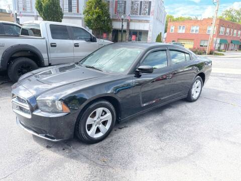 2014 Dodge Charger for sale at East Main Rides in Marion VA