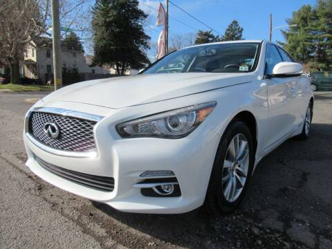 2016 Infiniti Q50 for sale at PRESTIGE IMPORT AUTO SALES in Morrisville PA