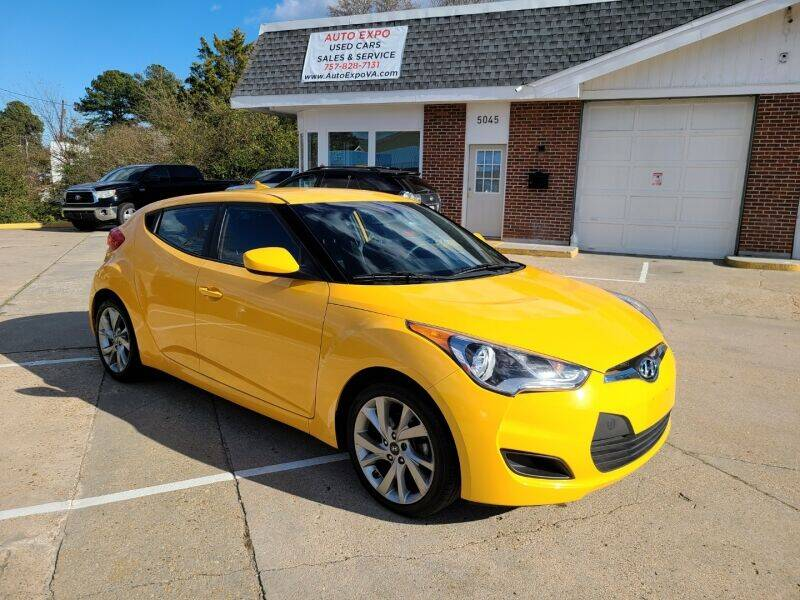 2016 Hyundai Veloster for sale at Auto Expo in Norfolk VA