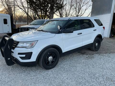 2016 Ford Explorer for sale at Bailey Auto in Pomona KS