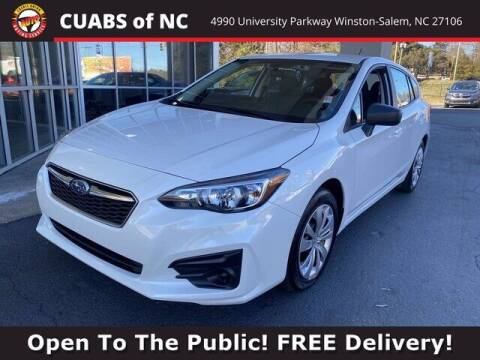 2019 Subaru Impreza for sale at Summit Credit Union Auto Buying Service in Winston Salem NC
