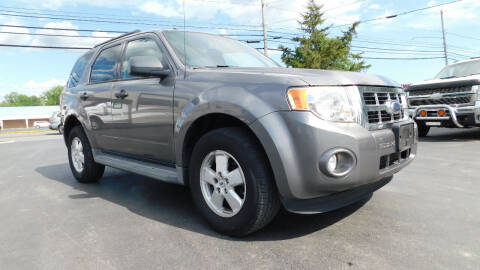 2009 Ford Escape for sale at Action Automotive Service LLC in Hudson NY