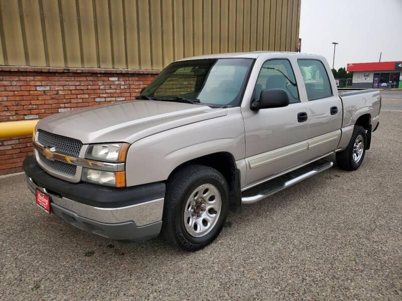 2005 Chevrolet Silverado 1500 for sale at Harding Motor Company in Kennewick WA