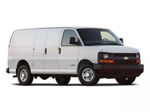 2008 Chevrolet Express Cargo for sale at J T Auto Group in Sanford NC