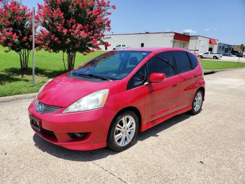 2009 Honda Fit for sale at DFW Autohaus in Dallas TX