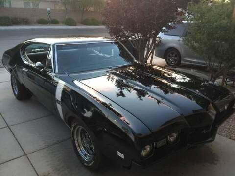 1968 Oldsmobile 442 for sale at Classic Car Deals in Cadillac MI