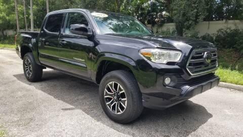2019 Toyota Tacoma for sale at DELRAY AUTO MALL in Delray Beach FL