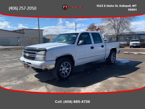 2007 Chevrolet Silverado 1500 Classic for sale at Auto Solutions in Kalispell MT