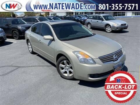 2009 Nissan Altima for sale at NATE WADE SUBARU in Salt Lake City UT