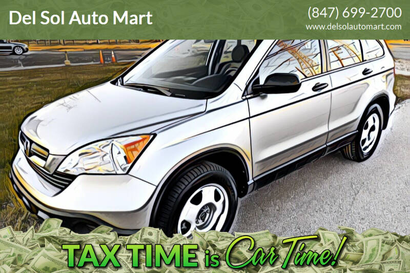 2007 Honda CR-V for sale at Del Sol Auto Mart in Des Plaines IL