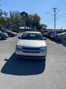 2005 Chevrolet Malibu for sale at Elite Motors in Knoxville TN