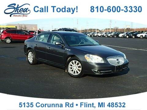 2011 Buick Lucerne for sale at Jamie Sells Cars 810 - Linden Location in Flint MI