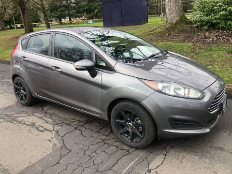 2014 Ford Fiesta for sale at Blue Line Auto Group in Portland OR
