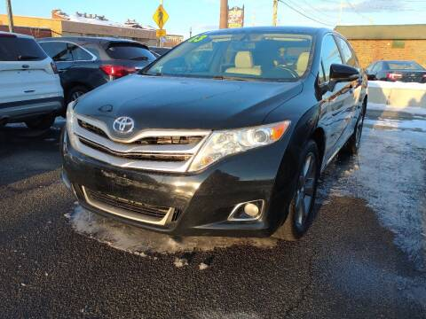2013 Toyota Venza for sale at Merrimack Motors in Lawrence MA