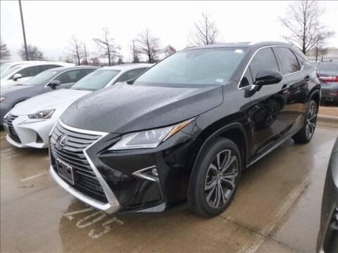 2018 Lexus RX 350 for sale at JOE BULLARD USED CARS in Mobile AL