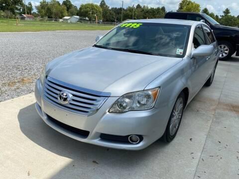 2008 Toyota Avalon for sale at Deaux Enterprises, LLC. in Saint Martinville LA