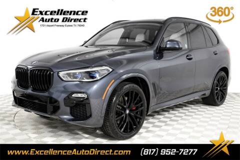 2021 BMW X5 for sale at Excellence Auto Direct in Euless TX