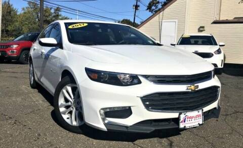 2017 Chevrolet Malibu for sale at PAYLESS CAR SALES of South Amboy in South Amboy NJ