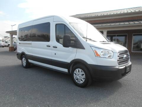 2016 Ford Transit Passenger for sale at Nye Motor Company in Manheim PA
