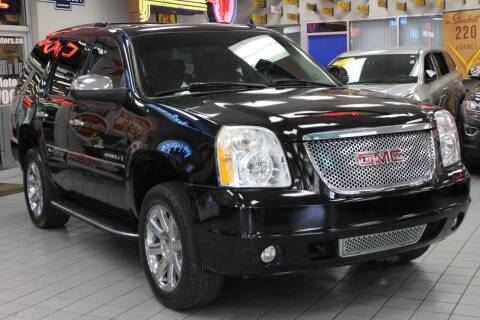 2007 GMC Yukon for sale at Windy City Motors in Chicago IL