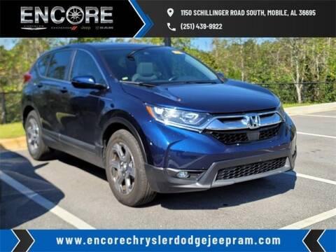2019 Honda CR-V for sale at PHIL SMITH AUTOMOTIVE GROUP - Encore Chrysler Dodge Jeep Ram in Mobile AL