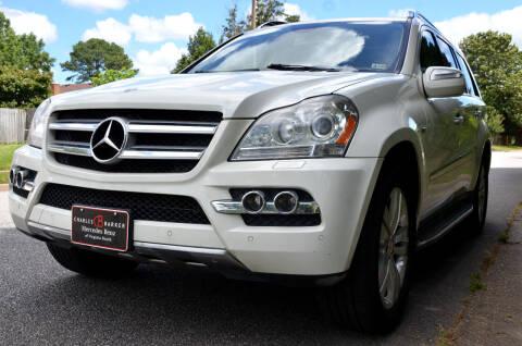 2010 Mercedes-Benz GL-Class for sale at Wheel Deal Auto Sales LLC in Norfolk VA