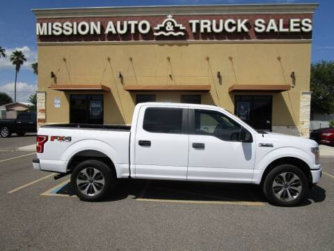 2019 Ford F-150 for sale at Mission Auto & Truck Sales, Inc. in Mission TX