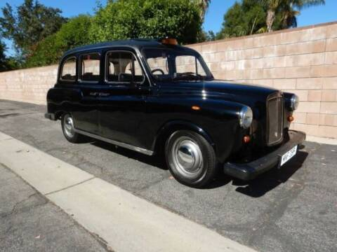1976 Austin London Taxi for sale at Haggle Me Classics in Hobart IN