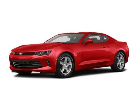 2018 Chevrolet Camaro for sale at Bourne's Auto Center in Daytona Beach FL
