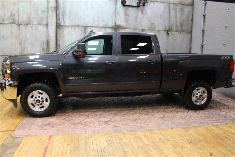 2016 Chevrolet Silverado 2500HD for sale in Pennington, NJ