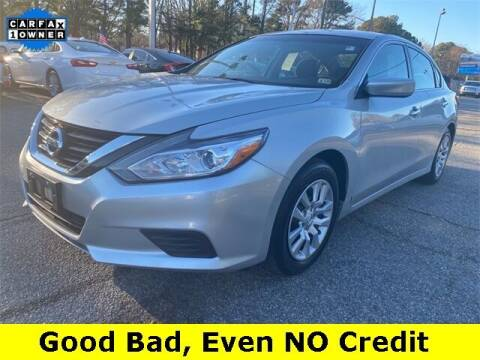 2017 Nissan Altima for sale at Action Auto Specialist in Norfolk VA