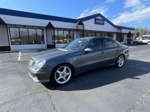 2006 Mercedes-Benz E-Class for sale at Impex Auto Sales in Greensboro NC