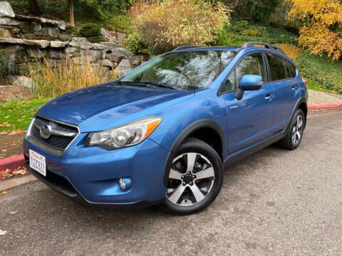 2014 Subaru XV Crosstrek for sale at Mudarri Motorsports - Championship Motors in Redmond WA