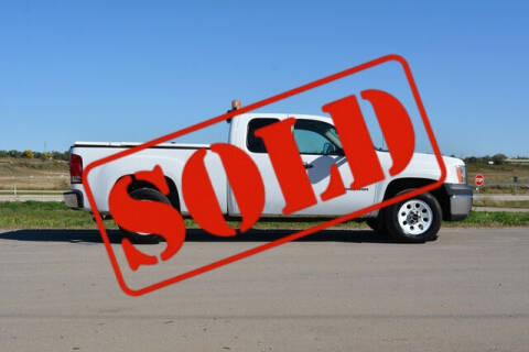 2012 GMC Sierra 1500 for sale at Signature Truck Center - Service-Utility Truck in Crystal Lake IL