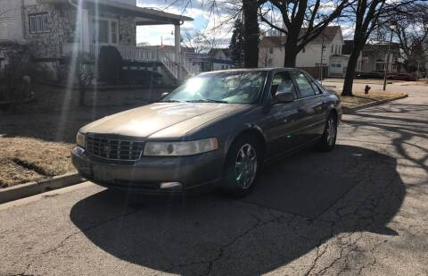 2001 Cadillac Seville for sale at RIVER AUTO SALES CORP in Maywood IL
