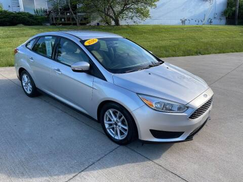 2016 Ford Focus for sale at Best Buy Auto Mart in Lexington KY