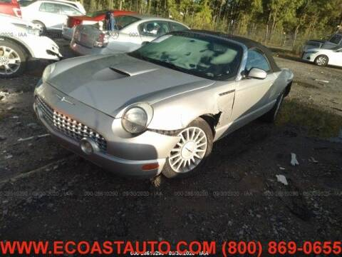 2004 Ford Thunderbird for sale at East Coast Auto Source Inc. in Bedford VA