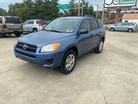2011 Toyota RAV4 for sale at Wolfe Brothers Auto in Marietta OH