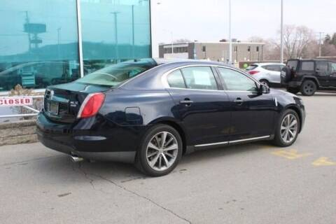 2009 Lincoln MKS for sale at Cj king of car loans/JJ's Best Auto Sales in Troy MI