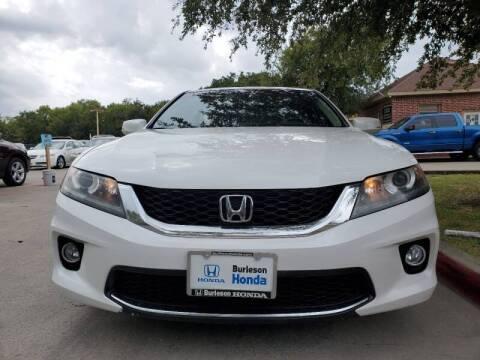 2013 Honda Accord for sale at Star Autogroup, LLC in Grand Prairie TX