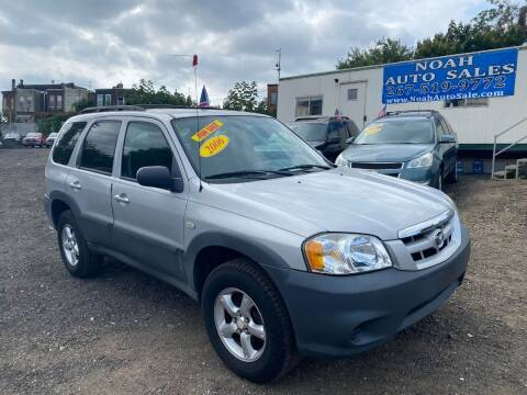 2006 Mazda Tribute for sale at Noah Auto Sales in Philadelphia PA
