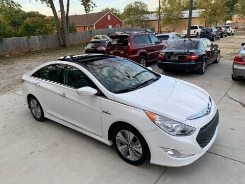 2013 Hyundai Sonata Hybrid for sale at Carflex Auto in Charlotte NC