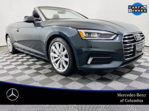 2018 Audi A5 for sale at Preowned of Columbia in Columbia MO
