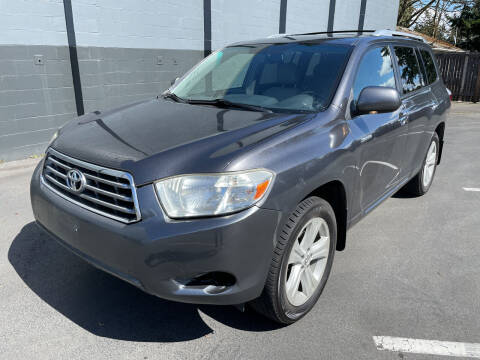 2009 Toyota Highlander for sale at APX Auto Brokers in Lynnwood WA