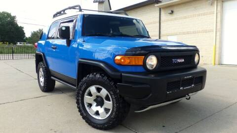 2007 Toyota FJ Cruiser for sale at Prudential Auto Leasing in Hudson OH