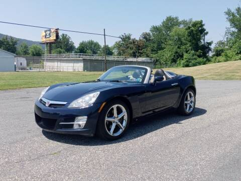 2007 Saturn SKY for sale at PMC GARAGE in Dauphin PA