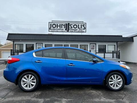 2014 Kia Forte for sale at John Solis Automotive Village in Idaho Falls ID