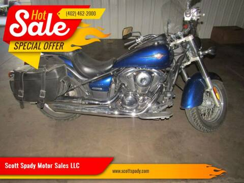 2008 Kawasaki Vulcan for sale at Scott Spady Motor Sales LLC in Hastings NE