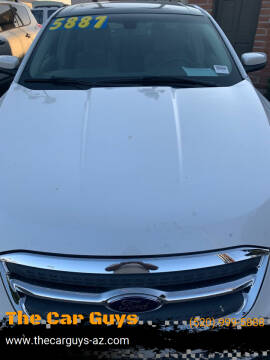 2010 Ford Taurus for sale at The Car Guys in Tucson AZ